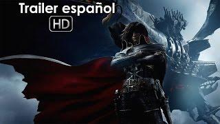 Capitán Harlock - Trailer español (HD)