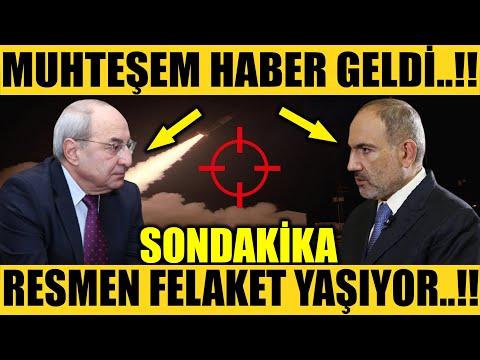 MUHTEŞEM HABER GELDİ..!!ERMENİSTAN'IN FELAKETİ BAŞLADI..!! (Azerbaycan Son Dakika)