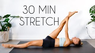 BEGINNER FLEXIBILITY ROUTINE (Stretches for the Inflexible)