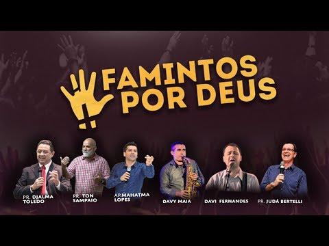 Famintos por Deus Campo Grande 2018 - Dia 01