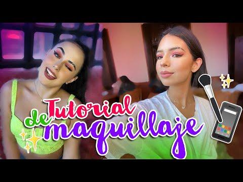 Ángela Aguilar - Mi Vlog 65 - Tutorial de Maquillaje