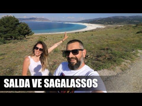 Salda Gölü, Sagalassos ve Pamukkale gezisi