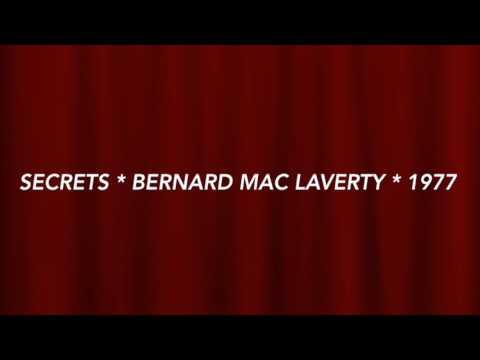 secrets bernard maclaverty
