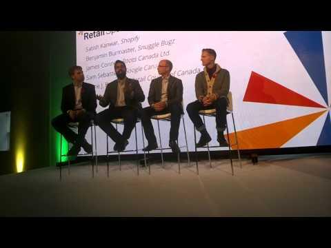 Q&A #RetailSpark with Google Canada - Toronto