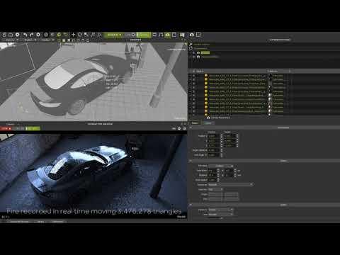Nowa wersja silnika renderującego Maxwell
