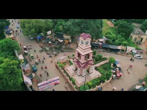 Bhagalpur city tour  the City of love and peace  भागलपुर 👍👍👍👌👌👌