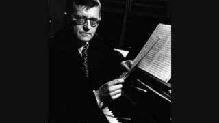 Shostakovich - Suite in F sharp minor, Op. 6: I. Prelude