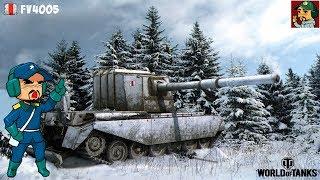World of Tanks - 100 000 Опыта за стрим на FV4004 Conway | Берём БаБаХу !