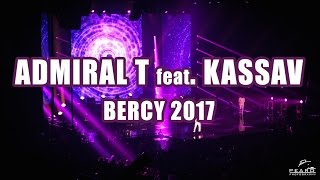 Admiral T feat. Kassav [LIVE] @ Bercy 2017 (Paris) / Fos a peyi la + Zouk La Se Sel Medikaman Nou Ni