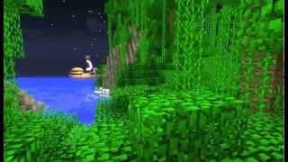 Фильм minecraft: Ужасы затеряного леса (Horror-machinima)