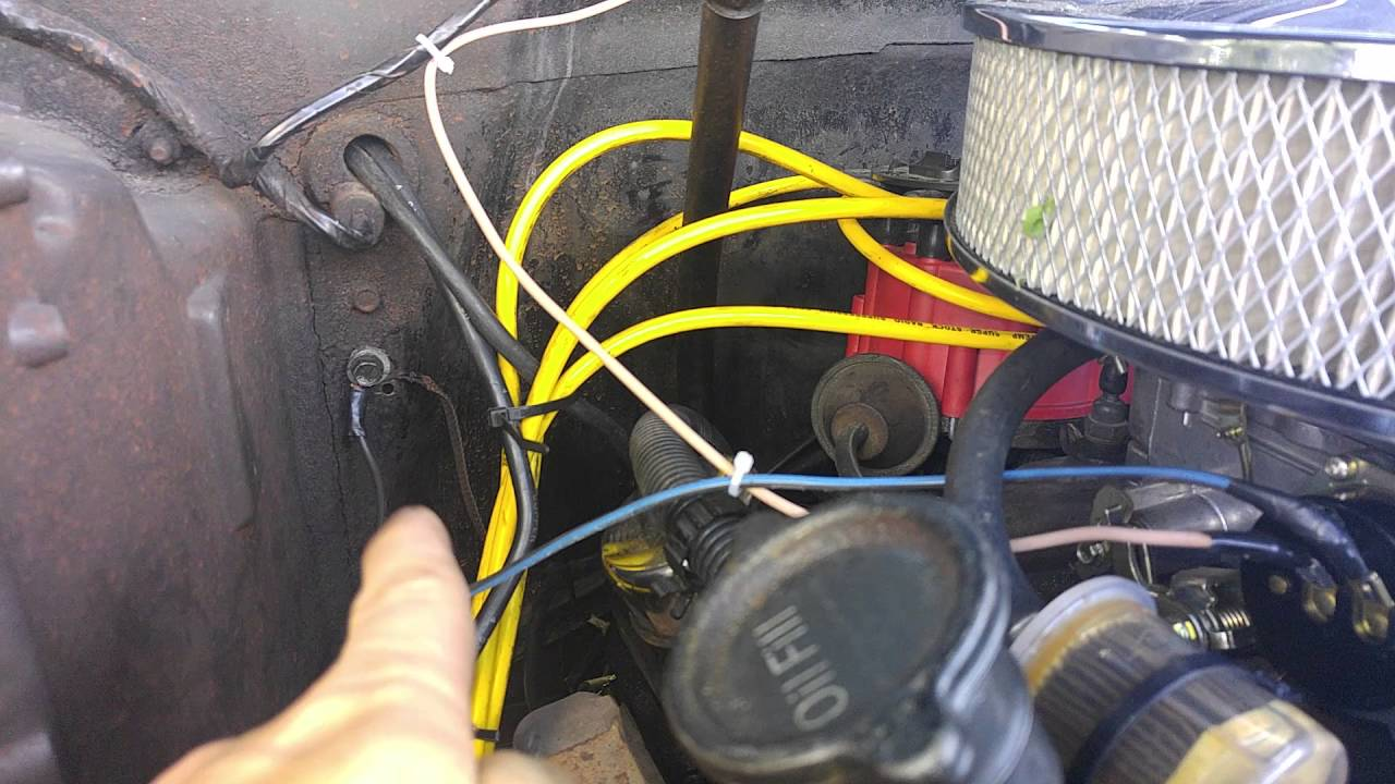 Wiring Electric Choke
