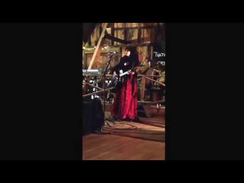 Wendy Rule live at the Loft in Cosby, TN. Song-- Black Snake