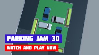 Parking Jam 3D · Game · Gameplay