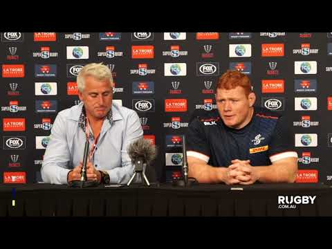 Super Rugby 2019 Round Nine: Stormers press conference