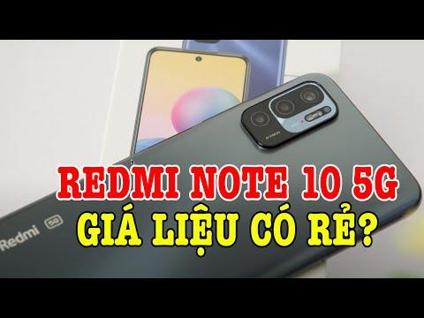 Tư vấn điện thoại Redmi Note 10 5G - điện thoại khó hiểu của Xiaomi