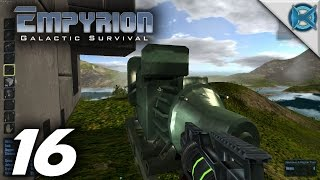 "Empyrion Galactic Survival -Ep. 16- ""H2O2 Generator & Hydrogen Fuel"" -Gameplay / Let"