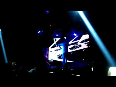 Damian Lazarus & The Ancient Moons - Sacred Dance Of The Demon (LIVE PARTY FlashClub BANSKO Jan.17)