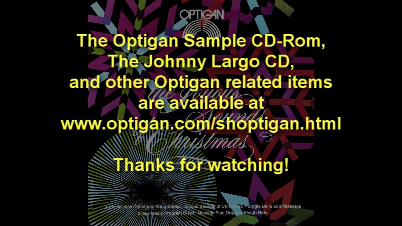Optigan / Orchestron / Talentmaker: The Optical Organ