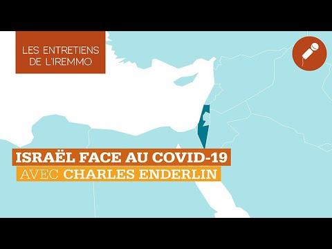 Israël face au Covid-19 - Entretien avec Charles Enderlin
