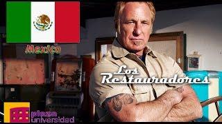 Los restauradores en Mexico, Rick Dale en Plaza Universidad 11/05/2014