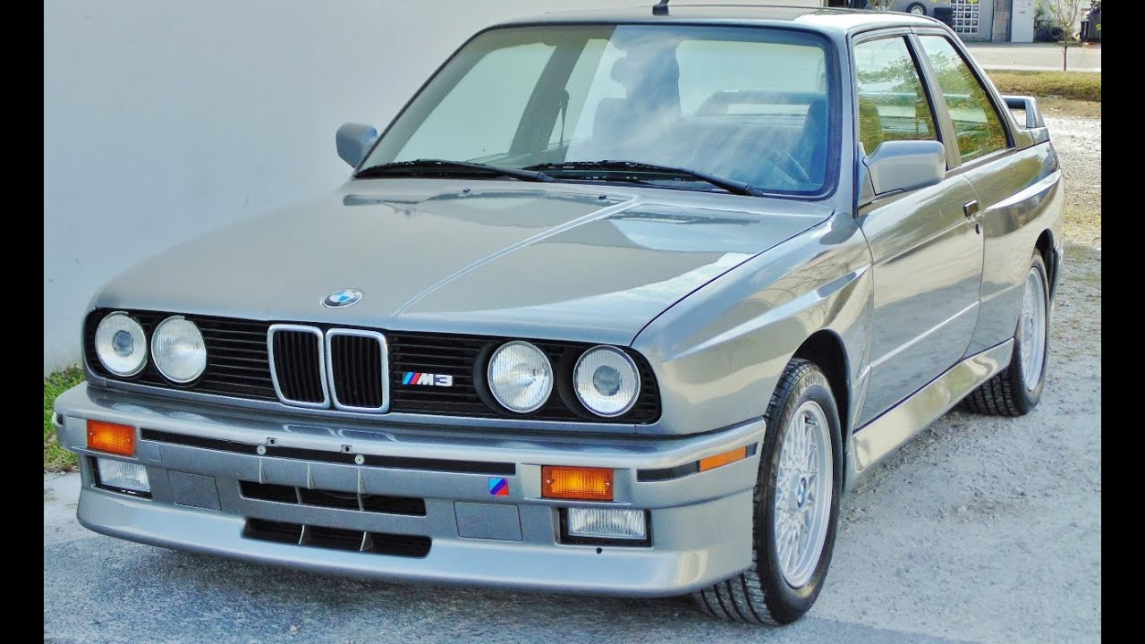 BMW 1988 E30 M3 S14 1st  3rd Pull Want It Call Danny 786291