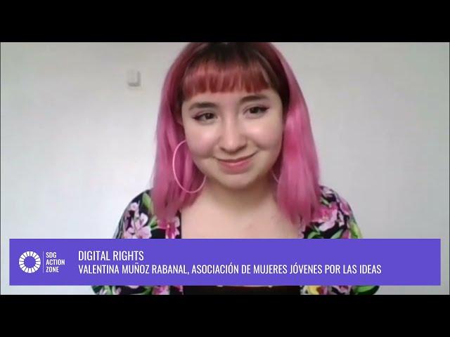 Lightning Talk – Digital Rights (Spanish)
