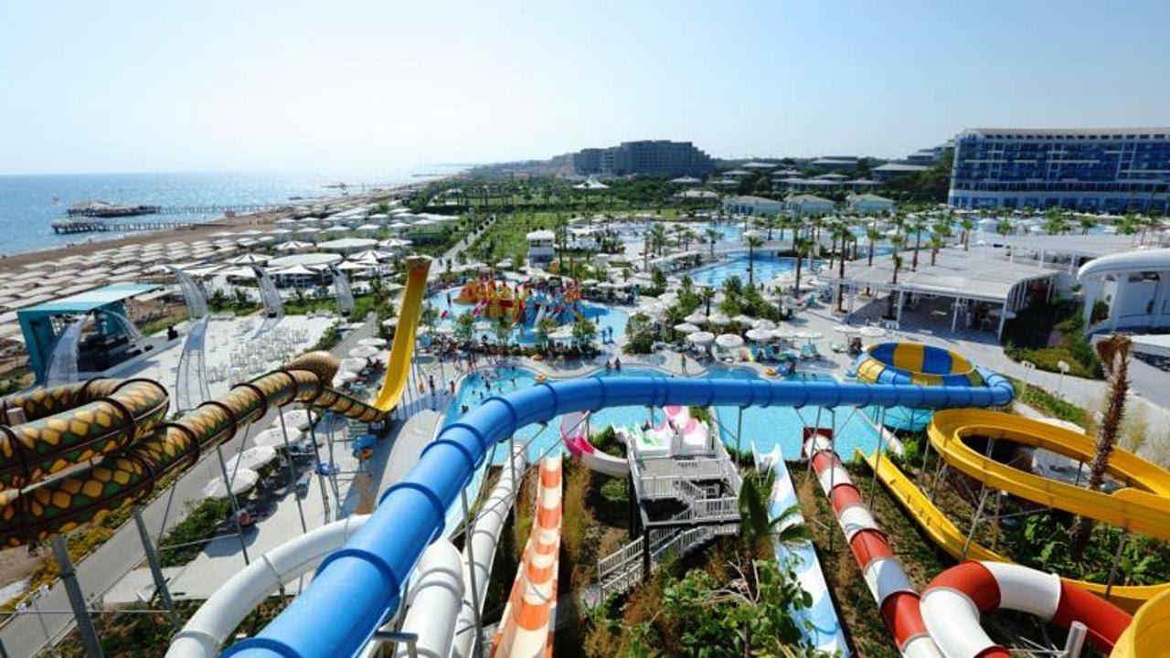 Luxury Beach Hotels Turkey