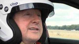 Louis Walsh | Top Gear | BBC