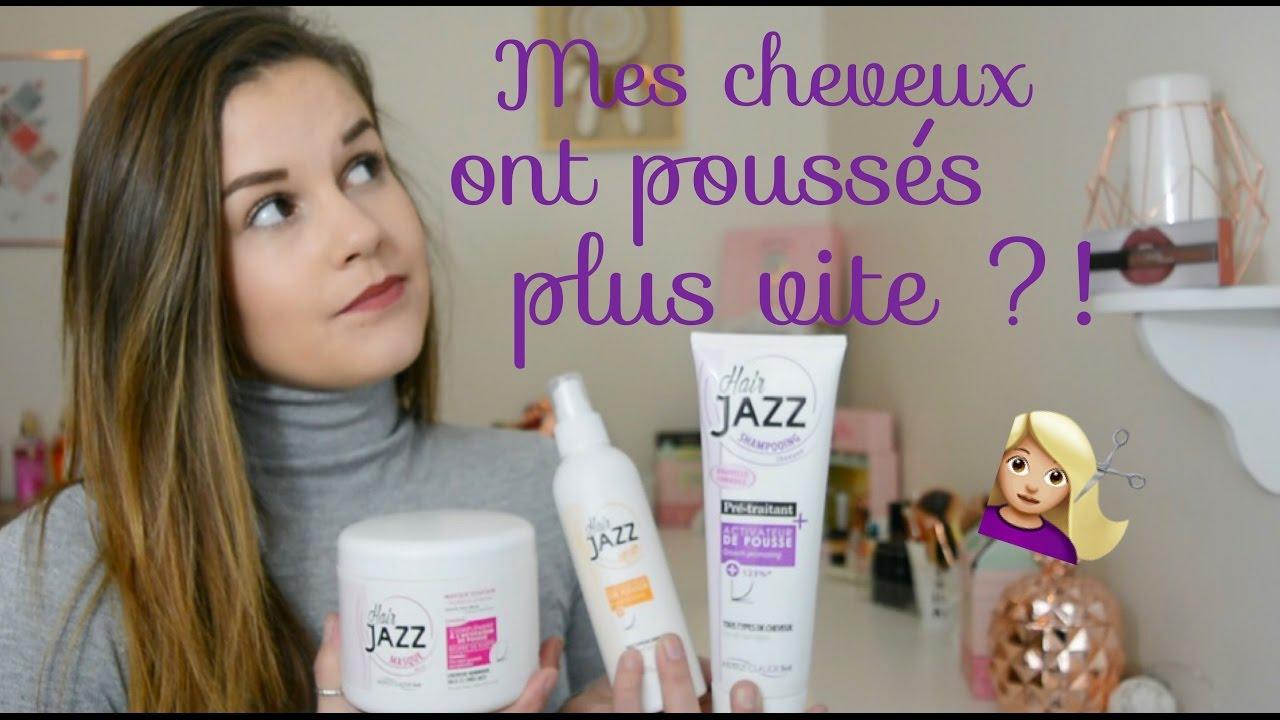 pousse de cheveux produits miracle hair jazz youtube