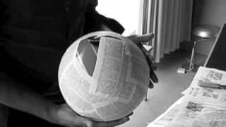 How To Make a Holy Ball - Samson Kambalu