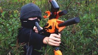 Nerf War: The Ambush