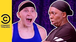 Final Dance Rehearsal Epic FAIL | RuPauls Drag Race All Stars 3