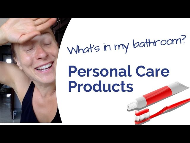 Personal Care Products I Love & Use