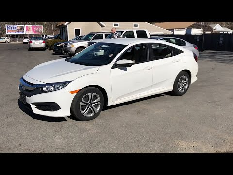 2016 Honda Civic Fall River, Dartmouth, New Bedford, Wareham, MA, Tiverton, RI 16279