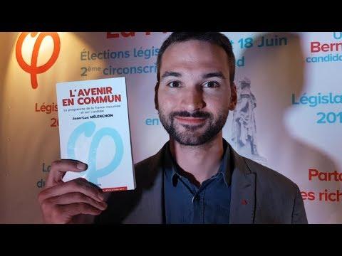 Votez Ugo Bernalicis et Anne Conti - France insoumise