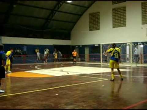 Jogos da Juventude 2009 - Cerquilho x Conchas Futsal Feminino - YouTube 6462c3561b075
