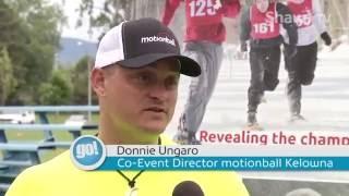 motionball Marathon of Sport Kelowna