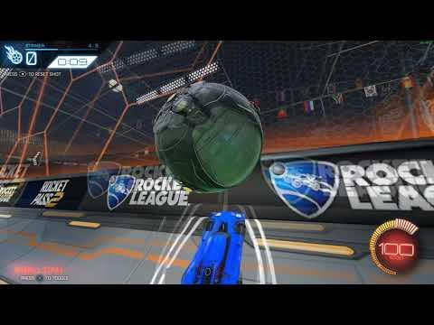 World Record First DECA Flip Reset! | Rocket League thumbnail