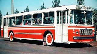 Советские автобусы  на которых вы никогда не ездили [ АВТО СССР ]