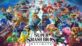 Super Smash Bros. Ultimate # 14 Community Battle 12  Aufs Fressbrett!