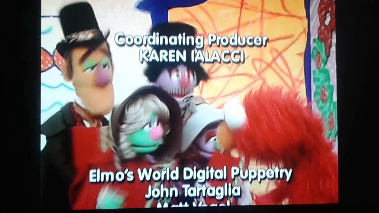 Elmo S World Happy Holidays Credits With Can You Survive