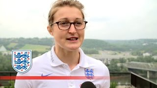 England striker Ellen White is hoping her and her teammates can make their Country proud on Wednesday, when they take on reigning champions Japan, for a ...