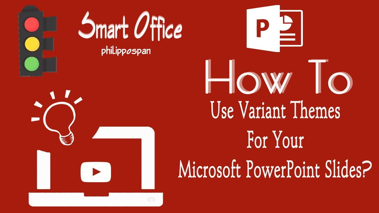 variant themes in powerpoint 13