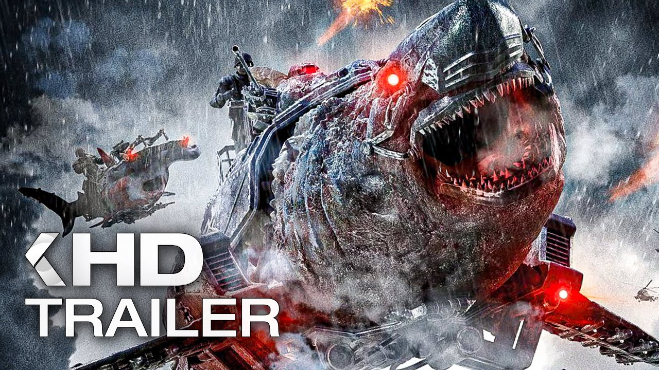 SKY SHARKS Final Trailer (2021)