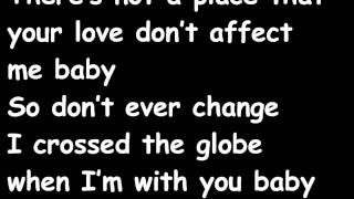 Chris Brown Ft. Pitbull - International Love Lyrics