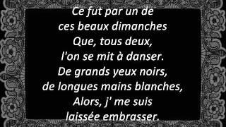 Edith Piaf - J