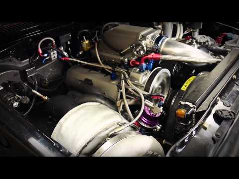 Spooltest Garrett GTX5533R 1300 hp + AWD