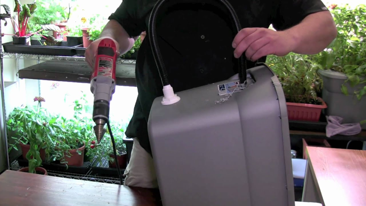 How To Build A Hydroponic System Part 1