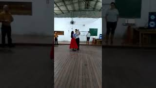 Curso de dança com Adelino e Nair xote afigurado