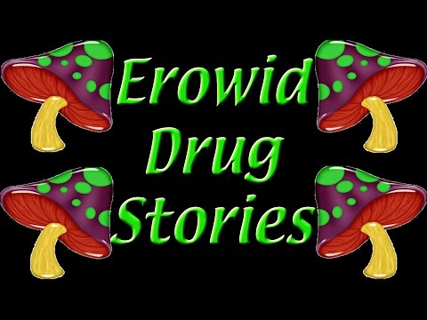 Friday Night!! Erowid Drug Stories #2 METH: Thick White Smoke